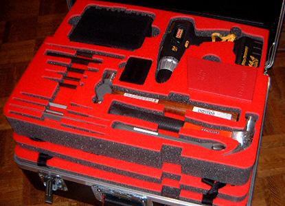Cascade Tool & Foam Supply - Custom Pre-cut Foam
